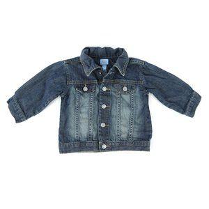 THE CHILDREN'S PLACE denim jacket, size 12-18M